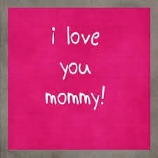 how to say i love you mummy in italian