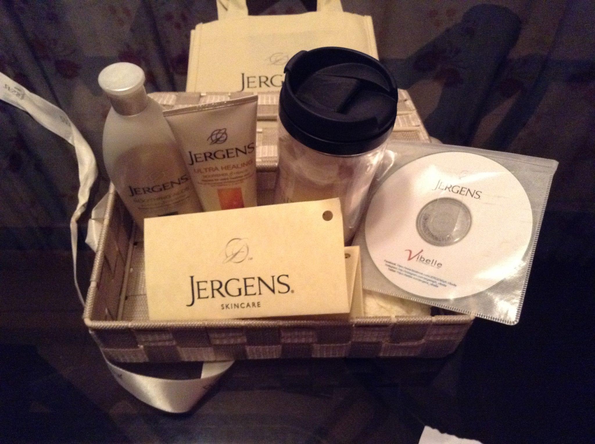 Jergens 7 Day Challenge