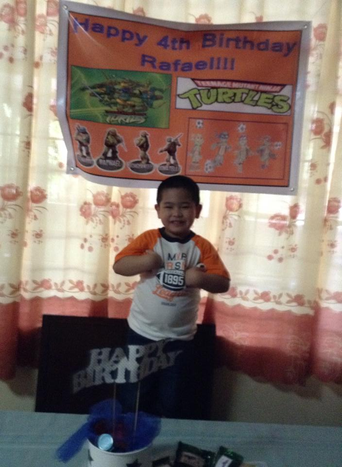 Blog Hacked and a Birthday Letter to My Little Kulit