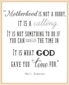 Mommy Stress
