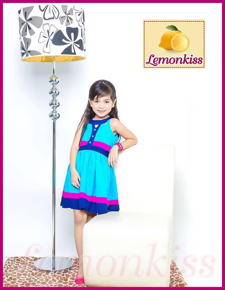 Lemon Kiss for your Little Girls