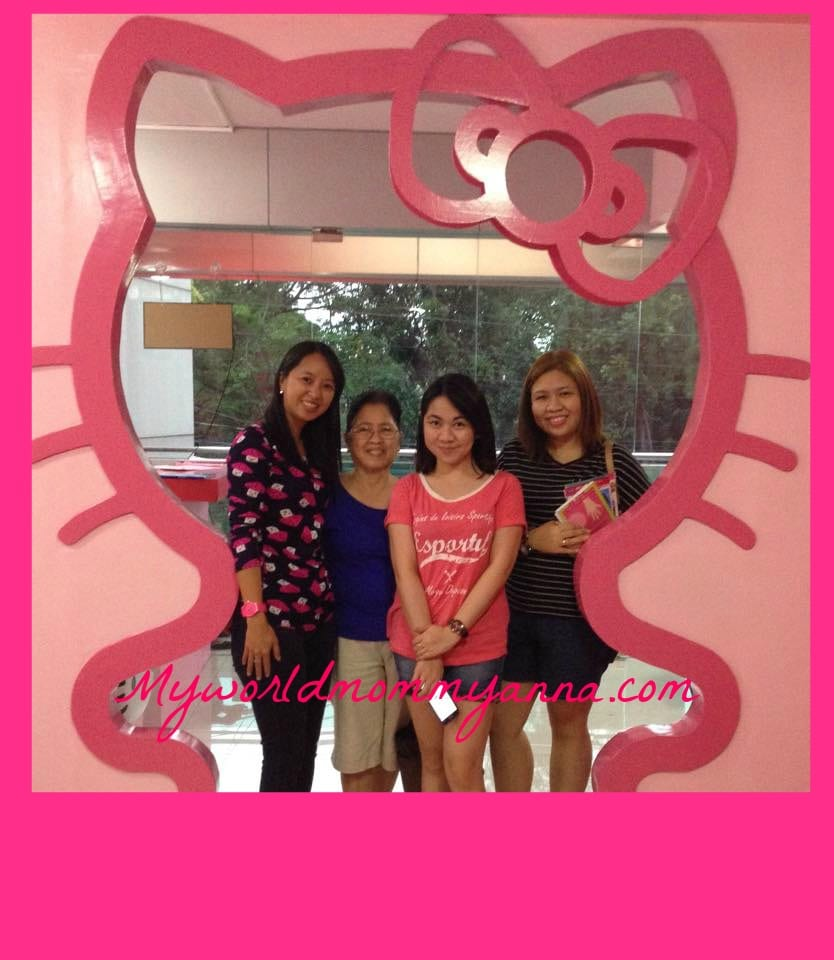 Girl Bonding @ Momsie Kitty Spa and Slimming Salon