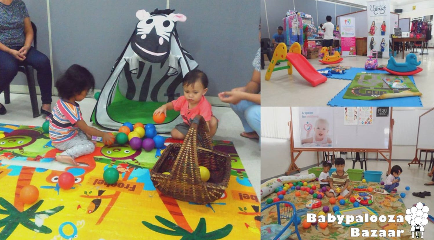 Babypalooza Bazaar kids
