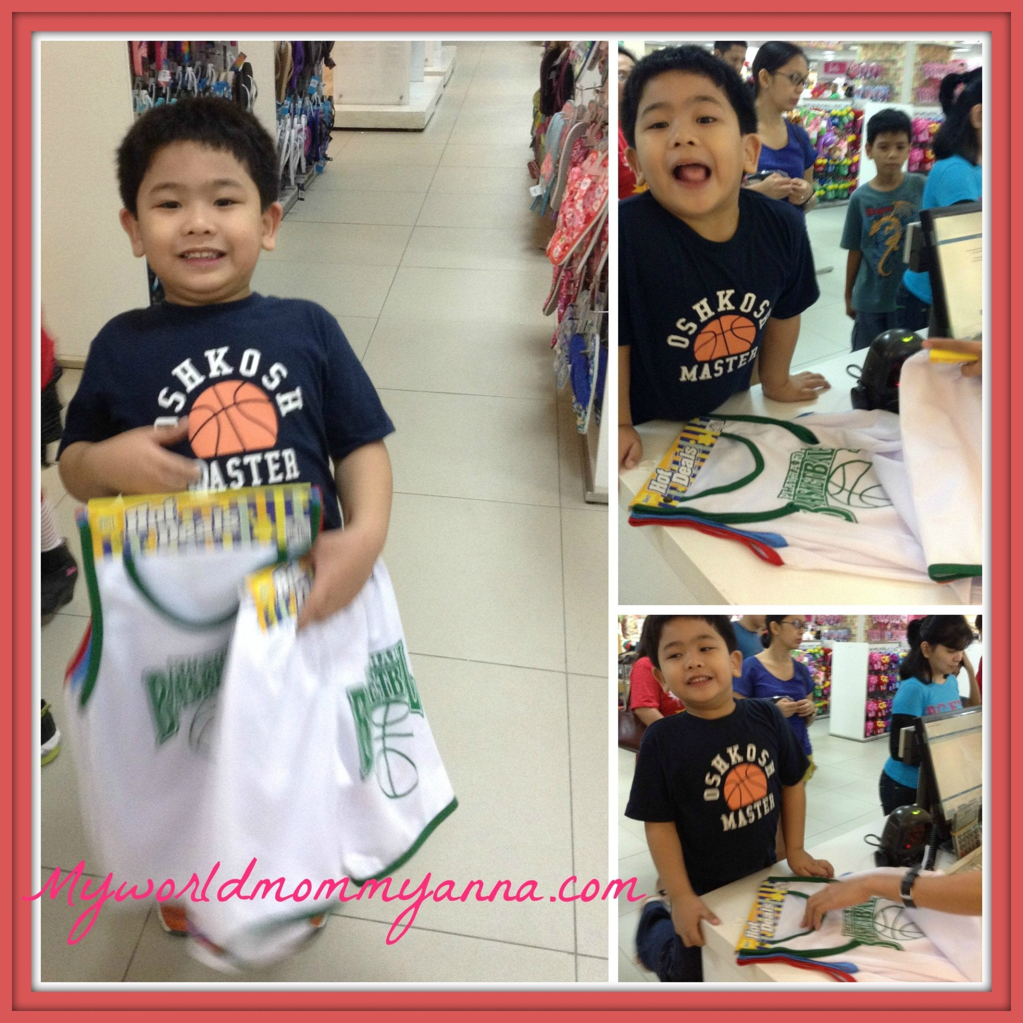 My Little Kulit Shopping Time