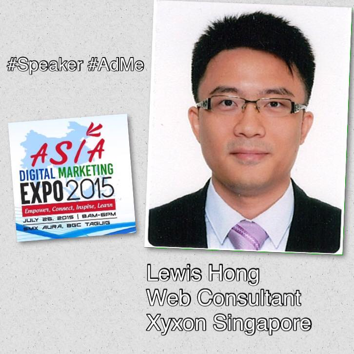 XyXon's HeartCore®, Asia's leading Web Content & Customer Experience Management platform partners with Asia Digital Marketing Expo 2015