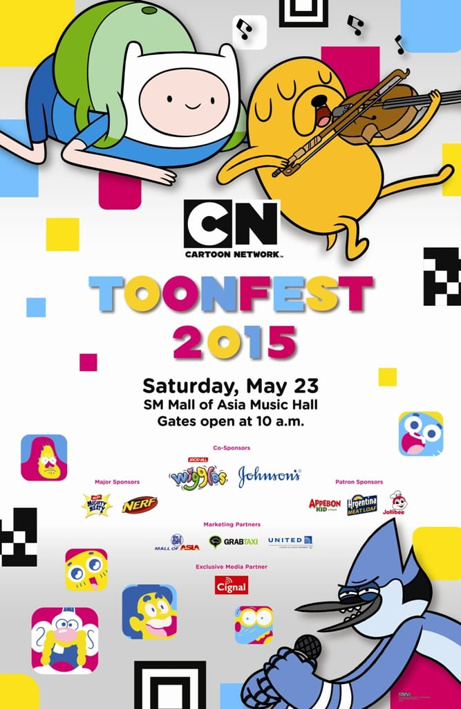 Celebrate the end of summer with your favorite Cartoon Network stars at Toonfest 2015